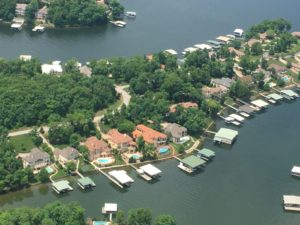 Millionaires' Cove on Lake Ozark
