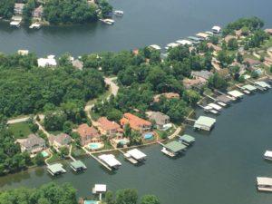 Millionaires' Cove on Lake Ozark