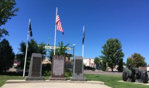 Valley City Veterans Memorial
