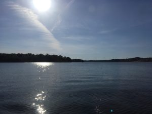 Cruising Lake Ozark, Missouri