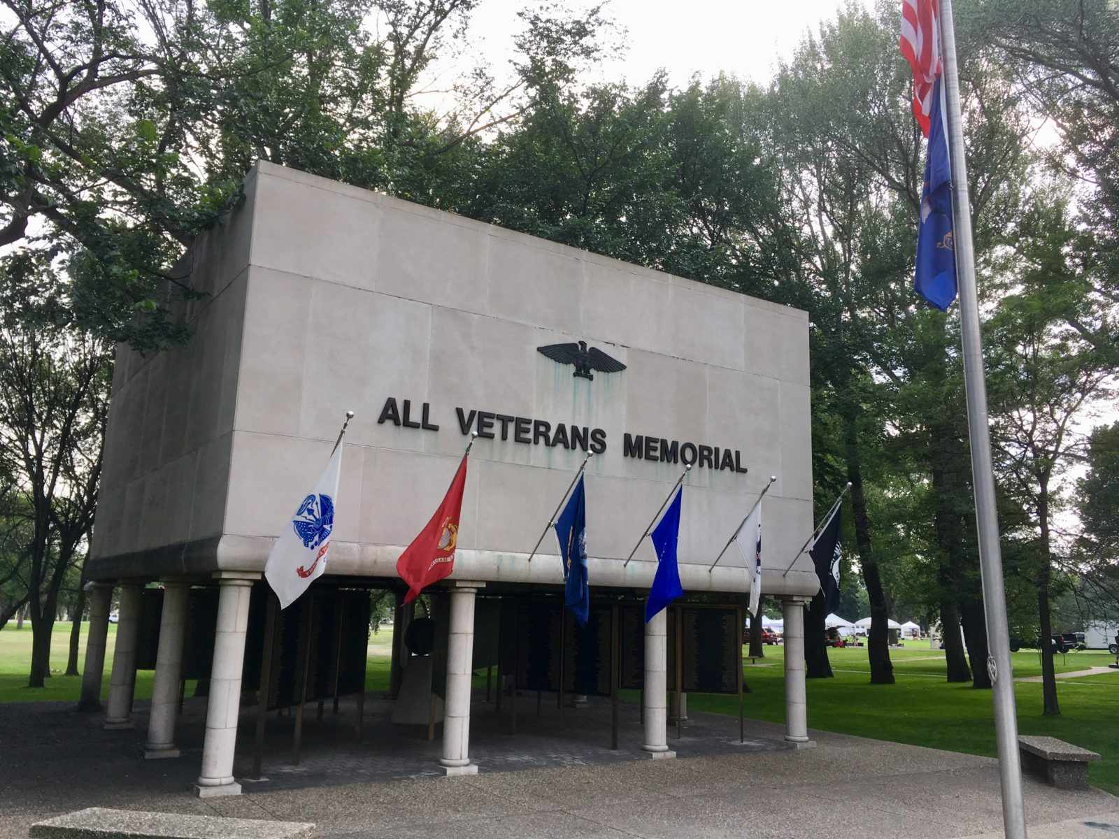 ND All Veterans Memorial