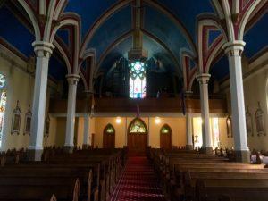 St. James Basilica sanctuary